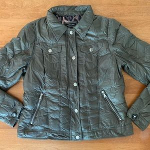 Guess Puffer Coat with Bag